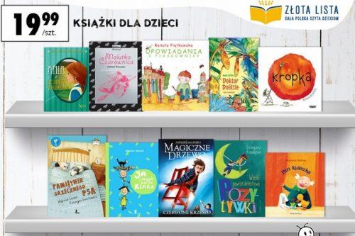 Cała Polska czyta dzieciom razem z Biedronką