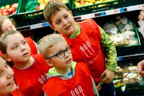 """Ruszył program edukacyjny Tesco """"Od uprawy do potrawy"""""""