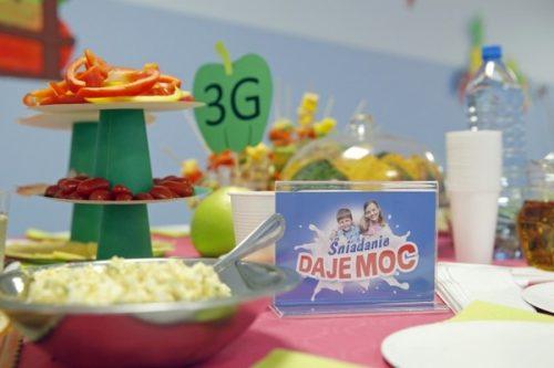 Uczniowie w całej Polsce świętują Dzień Śniadanie Daje Moc!