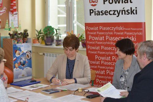 Warsztaty dla rodziców dzieci niepełnosprawnych w Pęcherach