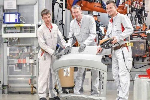 Audi stawia na innowacyjne pomysły swych pracowników