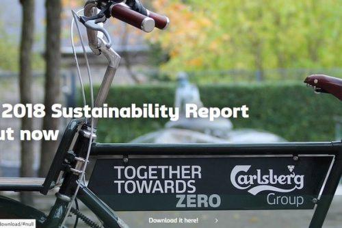 Raport  Zrównoważonego Rozwoju Grupy Carlsberg
