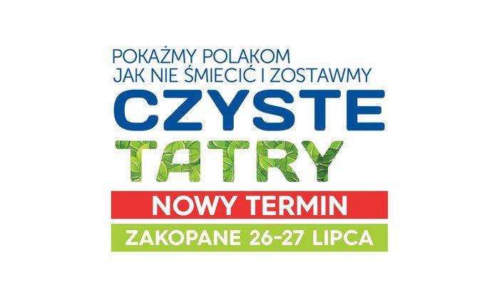 nowy termin akcji czyste tatry