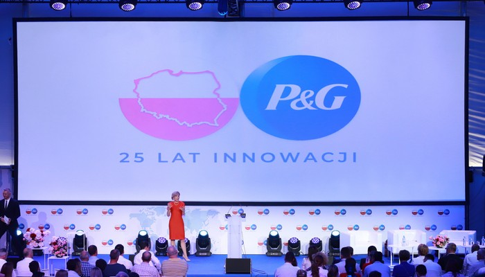 P&G Gala 25 lat w Polsce