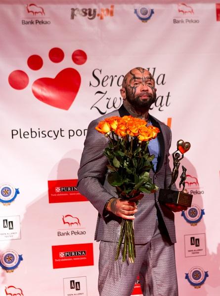 Marcin Różalski Serce dla zwierząt