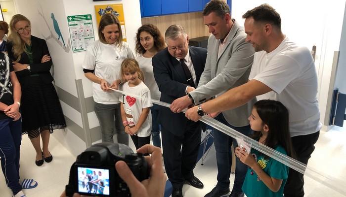 otwarcie strefy rodzica w Krakowie