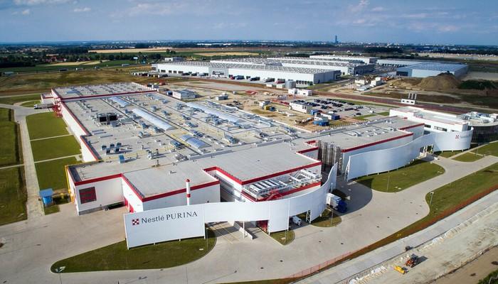 fabryka Nestle